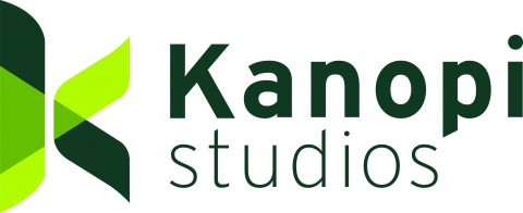 green k logo for kanopi studios