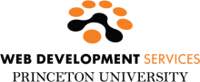 Princeton University Web Development Services